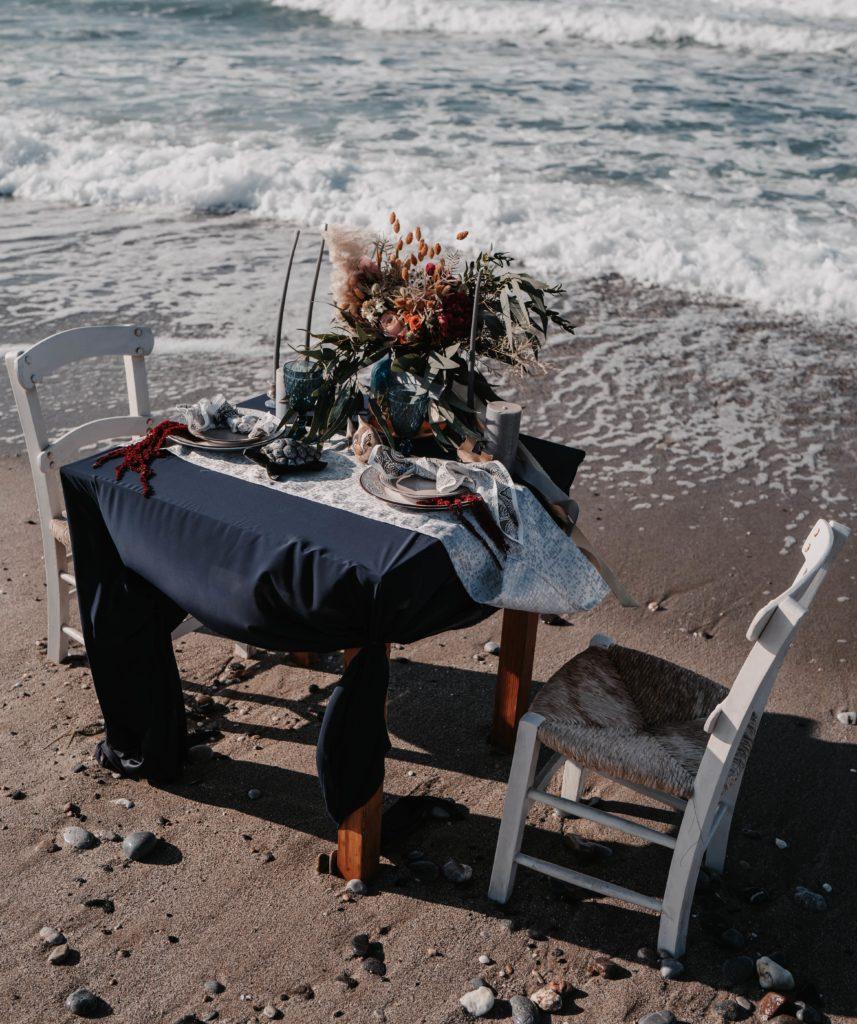 Heiraten zu zweit auf Kreta