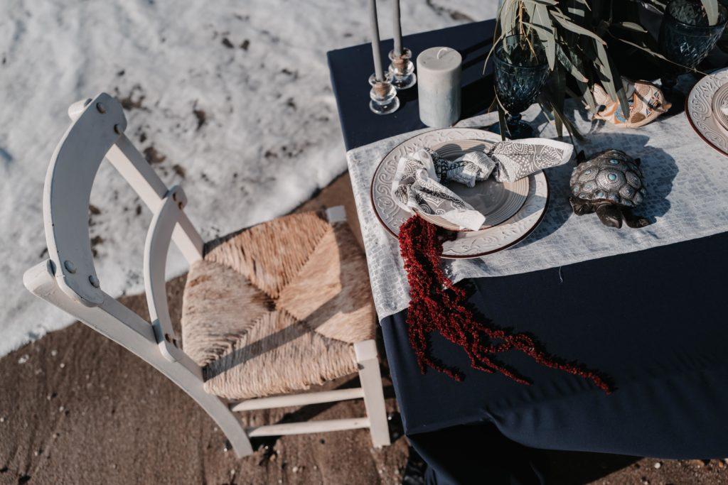 Strand Wedding