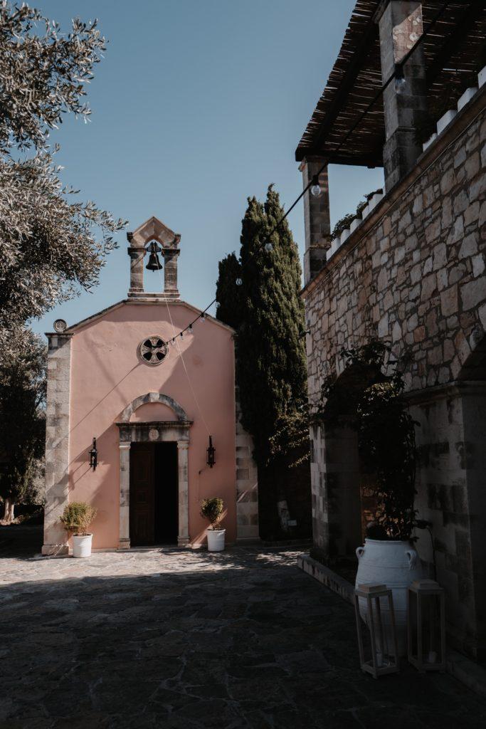Kirchliche Trauung auf Kreta