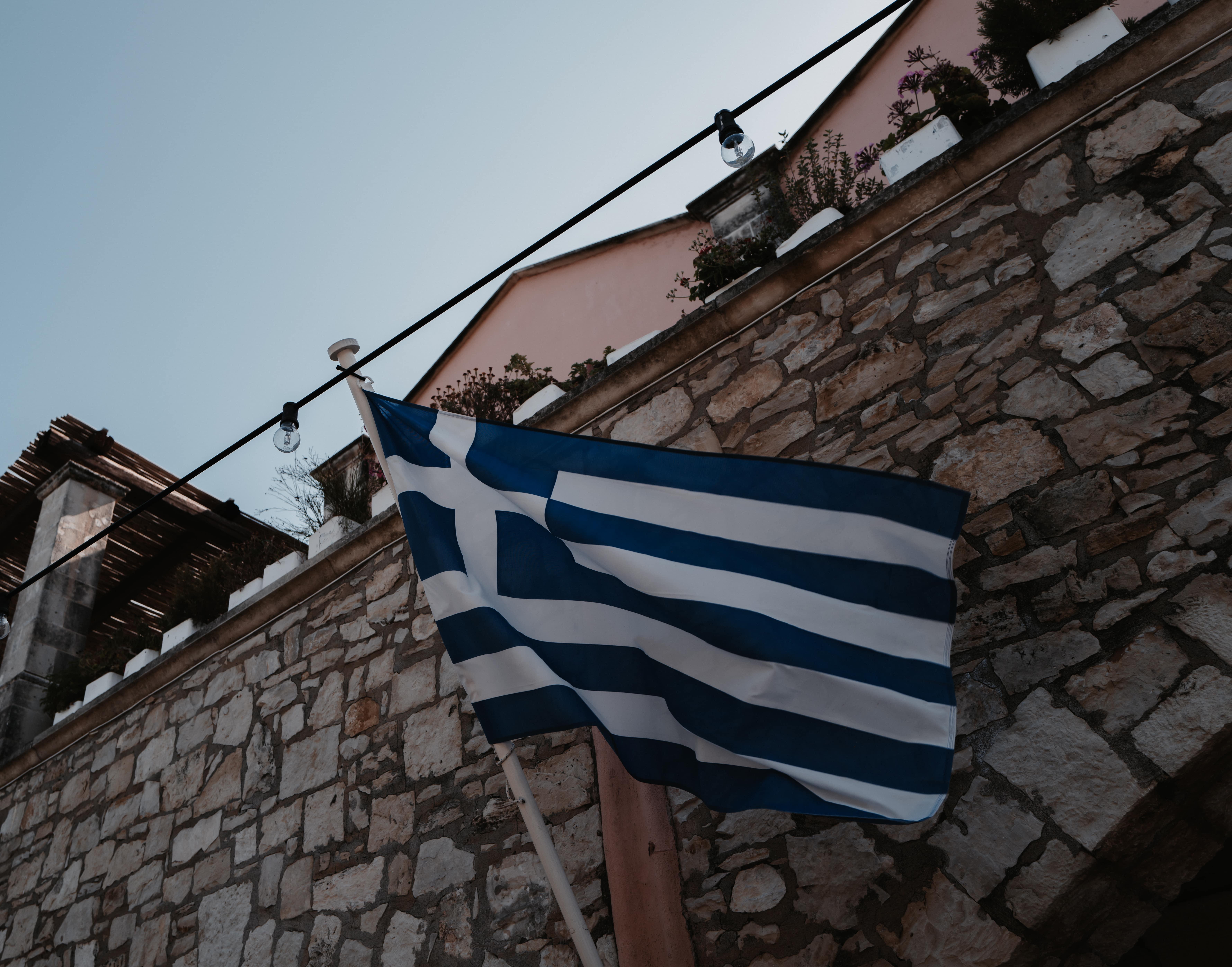 Wedding in Griechenland